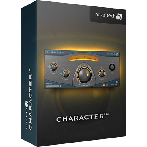 Noveltech Character - Audio Enhancer Plug-In (Download)