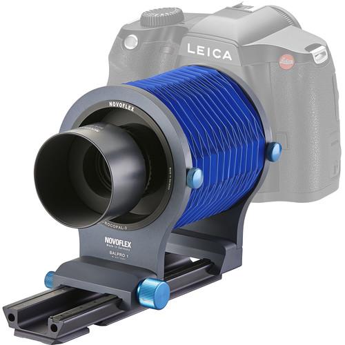 Novoflex BALPRO 1 Bellows Set for Leica S-Series Cameras
