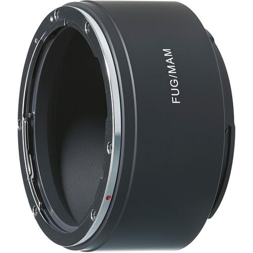 Novoflex Mamiya 645 Lens to Fujifilm G-Mount Camera Adapter
