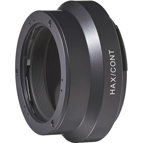 Novoflex Contax/Yashica Lens to Hasselblad X-Mount Camera Adapter