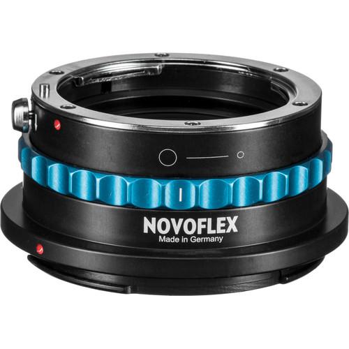 Novoflex Nikon F Lens to Hasselblad X-Mount Camera Adapter