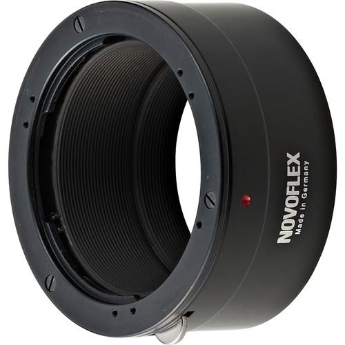 Novoflex Contax/Yashica Lens to Leica SL/T Camera Body Lens Adapter