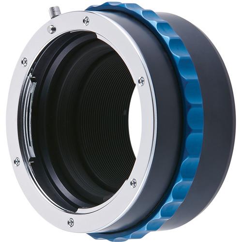 Novoflex Nikon F Lens to Leica SL/T Camera Body Lens Adapter