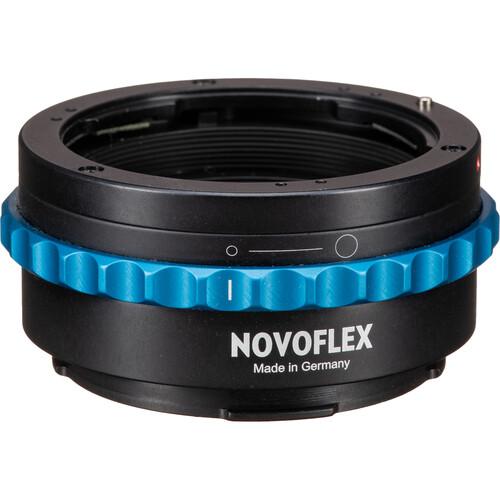 Novoflex Pentax K Lens to Leica SL/T Camera Body Lens Adapter
