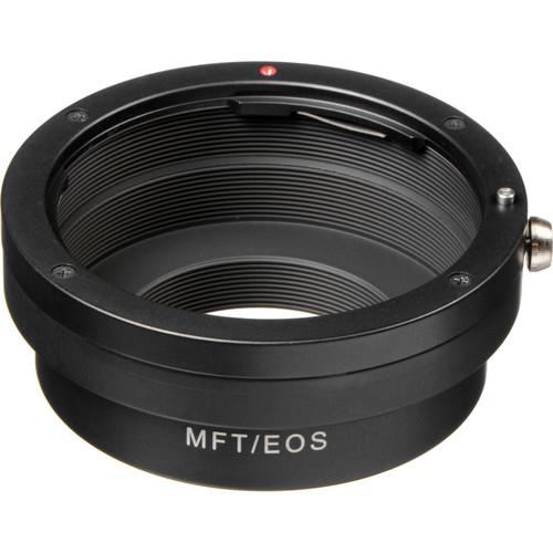 Novoflex Canon EF Lens to Micro Four Thirds Camera Adapter