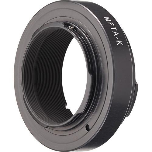 Novoflex Short Lens Adapter for Novoflex A Mount to Micro Four Thirds Camera
