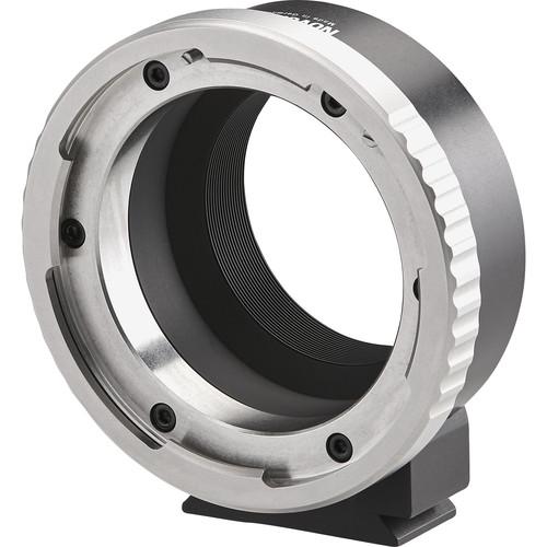 Novoflex PL Lens to Sony E-Mount-Mount Camera Adapter
