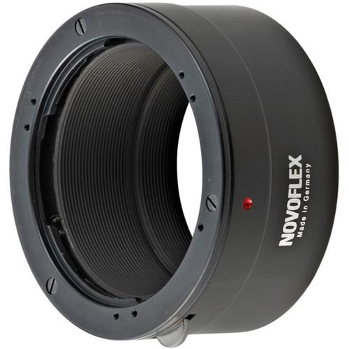 Novoflex Contax/Yashica Lens to Nikon Z-Mount Camera Adapter
