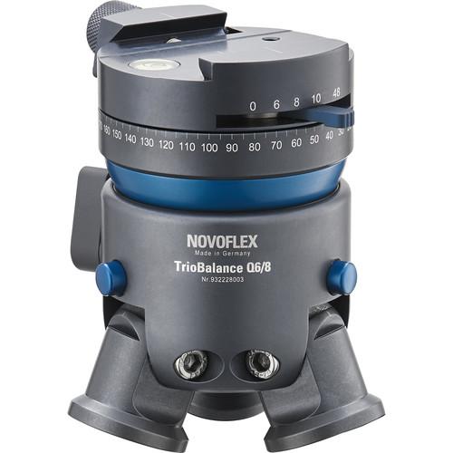 Novoflex TrioBalance Q6/8 Tripod Base