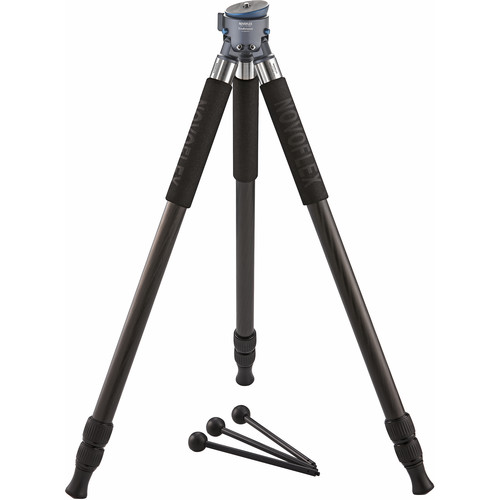 Novoflex TrioBalance 3-Section Carbon Fiber Tripod