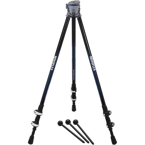 Novoflex TrioBalance 3-Section Tripod with Hiking Stick Legs