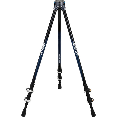 Novoflex TrioPod Aluminum Tripod with Hiking Stick Legs