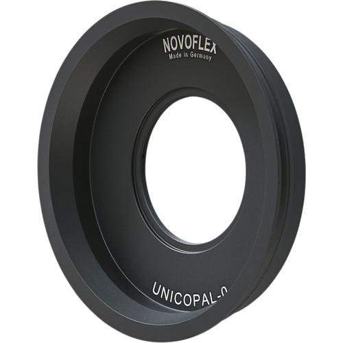Novoflex Copal #0 Lens to Castbal T/S Bellows