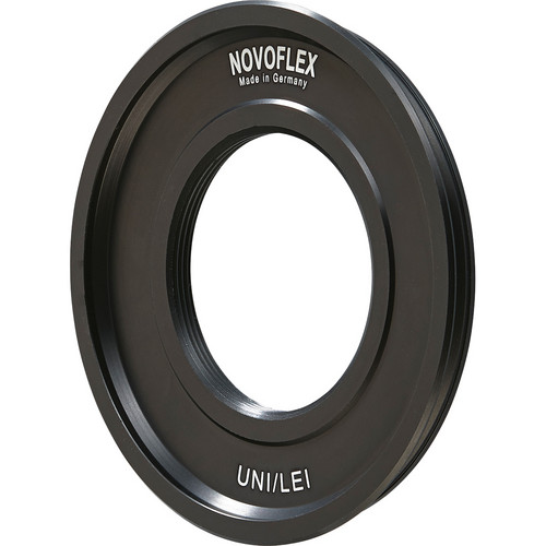 Novoflex Adapter for Leica 39mm Mount Lens to Castbal T/S Bellows Attachment