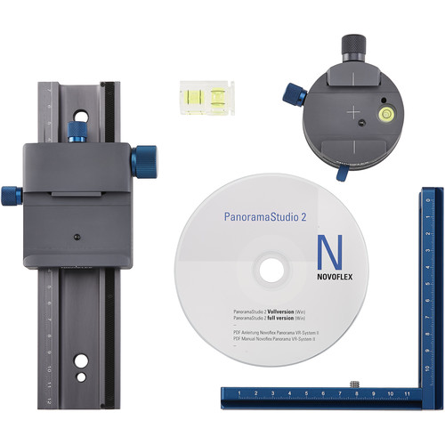 Novoflex VR System III Panoramic Head