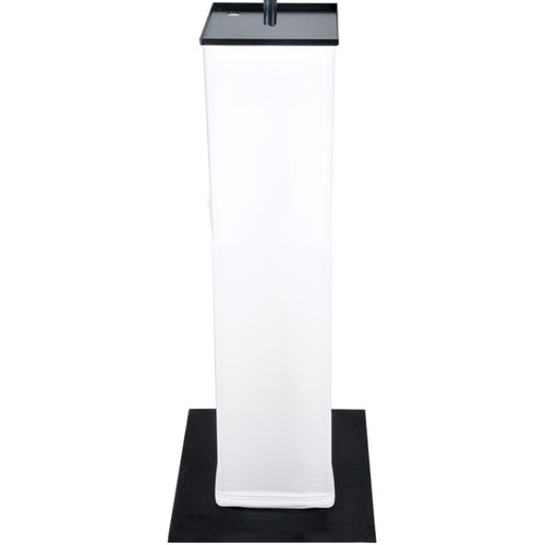 Novopro Replacement Scrim for PS1+ Podium Stand (White)