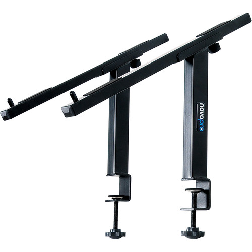 Novopro Accessory Shelf Bracket for Stand/SDX Booth (Pair)