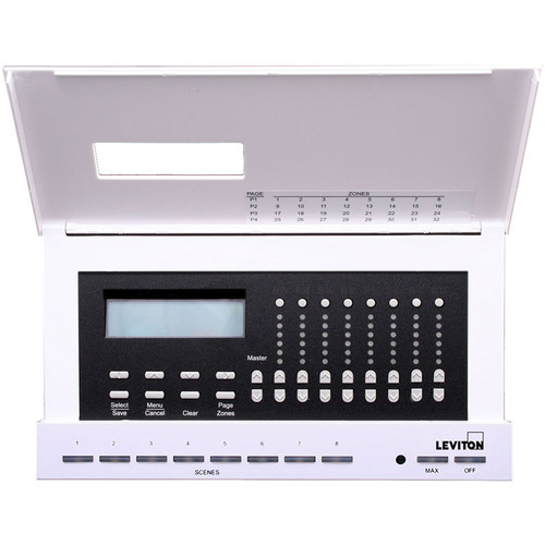 NSI / Leviton Dimensions 4206 Lighting Controller f/Luma-Net System.6-120V Dimmers,32-Channels.20A 120V Input