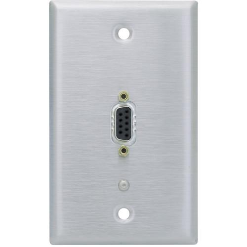 NSI / Leviton D4200 A/V Interface, RS232 ASCII (White)