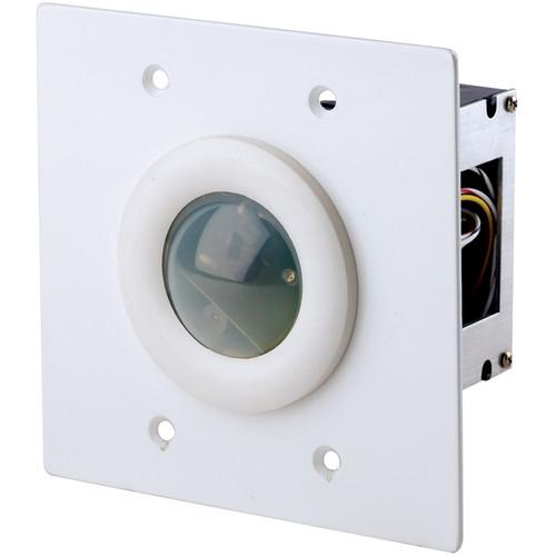 NSI / Leviton D4200 Infrared Receiver, 2 Gang, Flush Mount  (White)