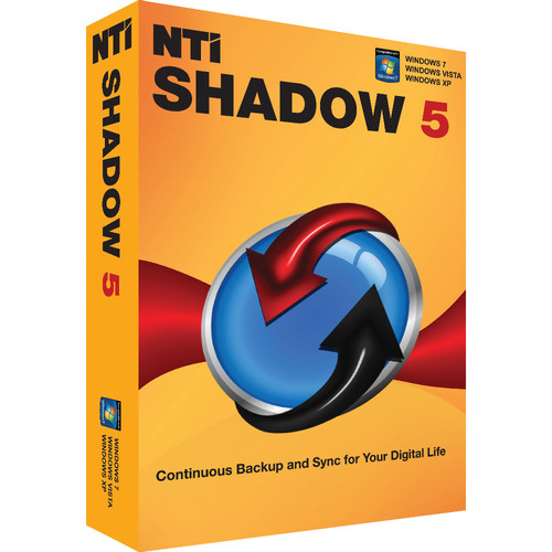 NTI Shadow 5 for Windows