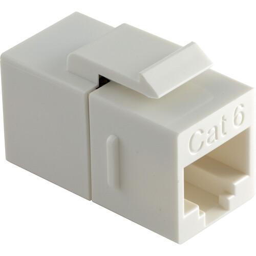 NTW Cat 6A Keystone Coupler (White)