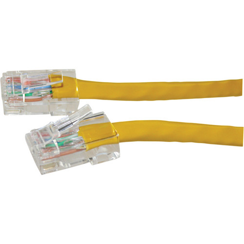 NTW 7' CAT6 Non-Booted Cable Yellow