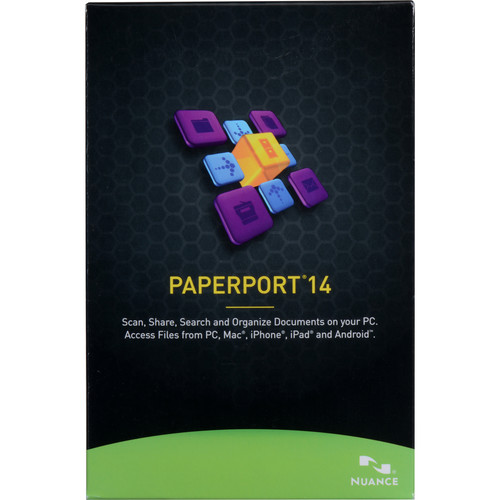 paper port Paperport professional 14 document management software lets you manage files on your local disks and in the cloud.
