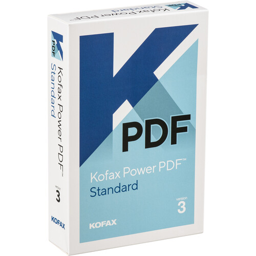 Nuance Power PDF 3.0 Standard (Boxed)