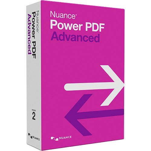 Nuance Power PDF 2.0 Advanced (Boxed)