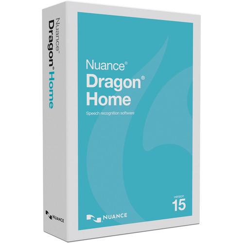 Nuance Dragon Home Version 15