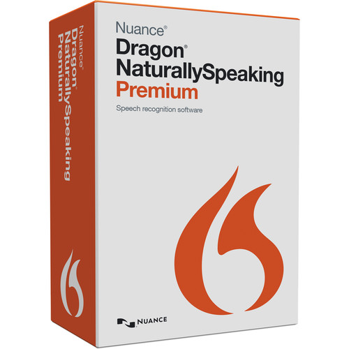 Nuance Dragon NaturallySpeaking 13 Premium