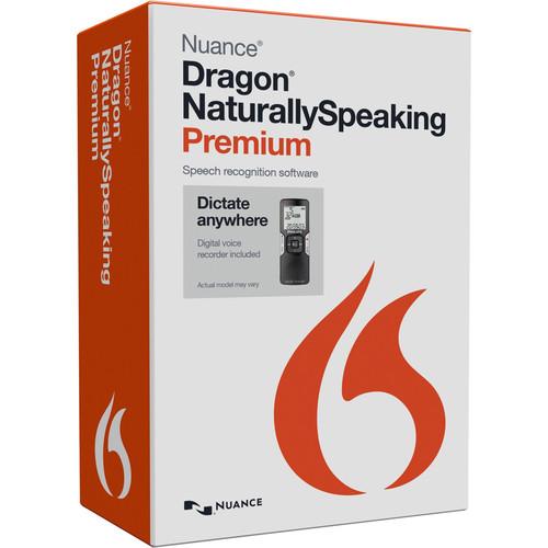 Nuance Dragon NaturallySpeaking 13 Premium Mobile