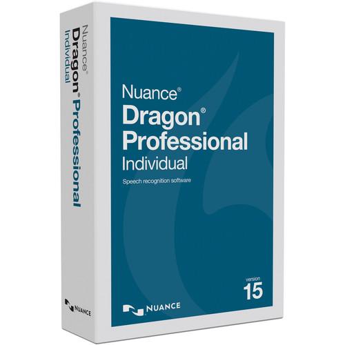 Nuance Dragon Professional Individual Version 15