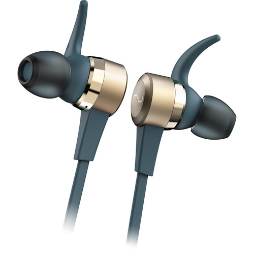 NuForce BE Live5 Bluetooth In-Ear Headphones (Gold)