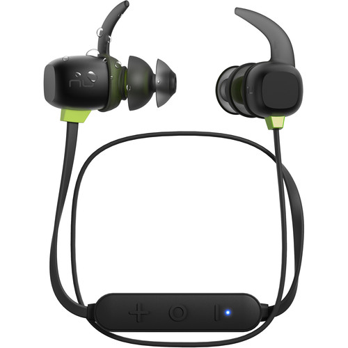 NuForce BE Sport4 Wireless In-Ear Headphones (Black)