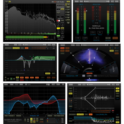 NuGen Audio Mix Pack - Audio Production Toolkit (Download)