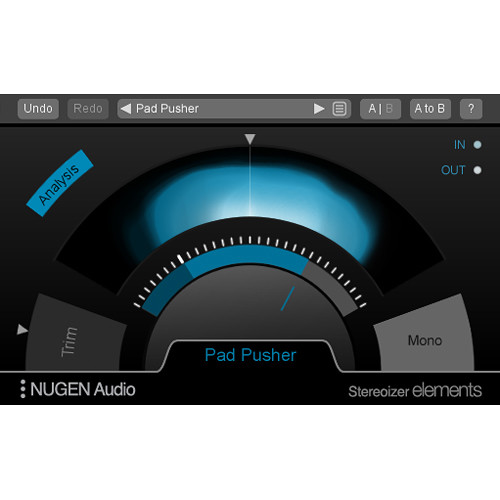 NuGen Audio Stereoizer Elements - Stereo Enhancer Plug-In (Download)