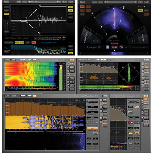 NuGen Audio Mix Tools - Essential Software Mixing Tools (Download)