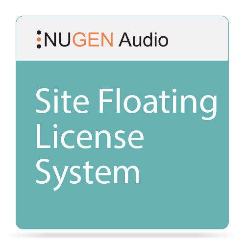 NuGen Audio Site - Floating License System (Download)