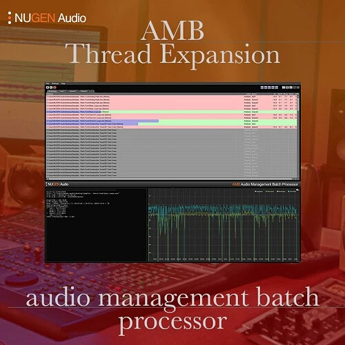 NuGen Audio AMB Thread Expansion - Additional Processing Thread (Download)
