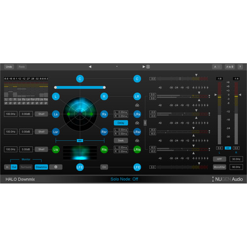 NuGen Audio Halo Downmix 3D Immersive Extension (Download)