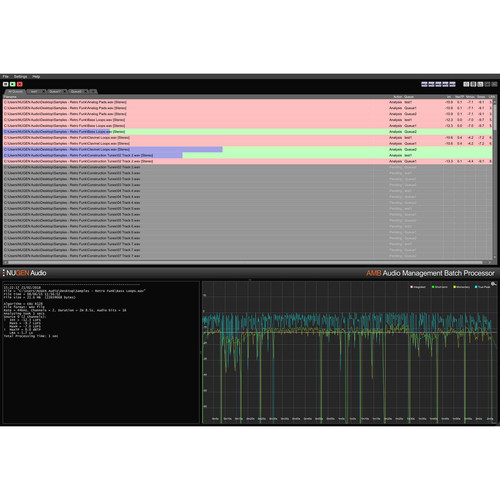 NuGen Audio AMB Enterprise Extension Module - Software for MAM Integration in Post Production (Download)