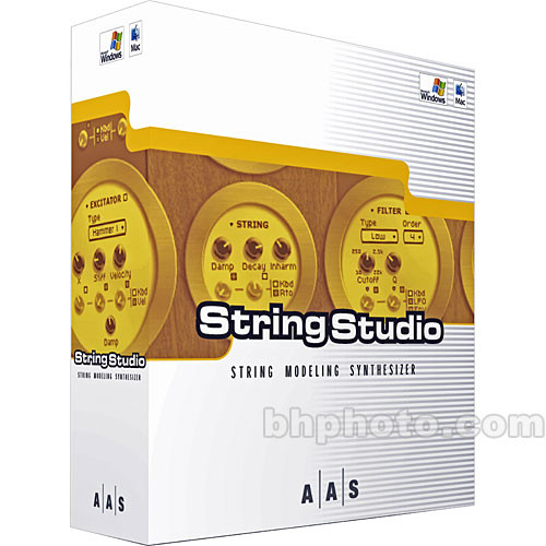 Applied Acoustics String Studio Скачать