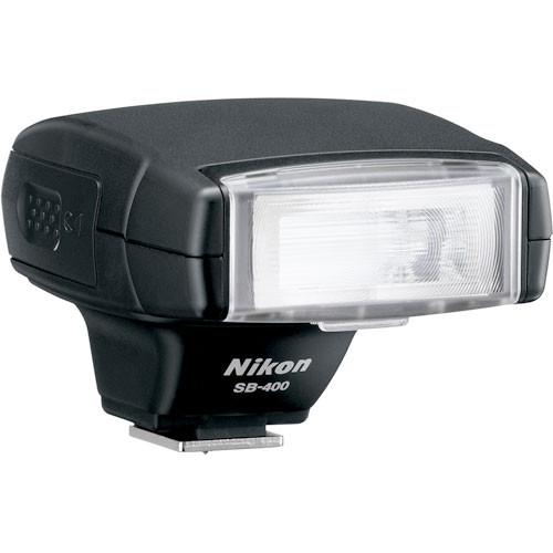 Nikon SB-400 Speedlight i-TTL Shoe Mount Flash