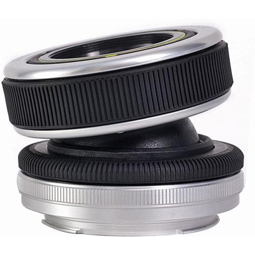 Lensbaby Composer Special Effects SLR Lens - for Nikon F Mount