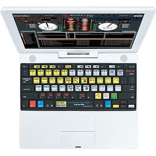 KB Covers Serato Scratch Live Keyboard Cover