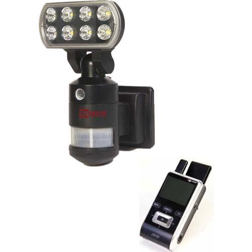 how to make motion detector camera