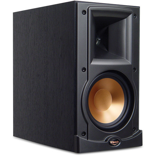 klipsch rb 51 bookshelf speaker rb 51 b h photo video. Black Bedroom Furniture Sets. Home Design Ideas