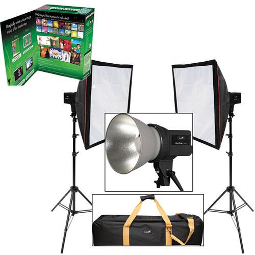 B&H Photo Video EX100 ULTIMATE CREATIVE PORTRAIT KIT
